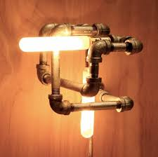 industrial pipe light fixture industrial knot pipe light fixture