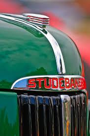 1947 studebaker m5 truck grill emblem ornament