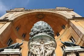 cortile della pigna file cortile della pigna vatican museums jpg wikimedia commons