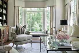 livingroom bench living room bay window design ideas