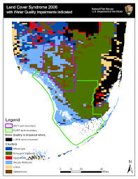 Southern Florida Map by Land Use Change In The South Florida Caribbean Network