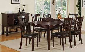 casual dining room table set