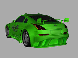 nissan 350z skin from polis nissan 380z back by wheelieman136 on deviantart