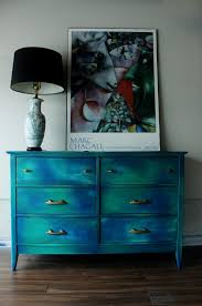 gold dresser re tiqued by rae bond green and gold bohemian dresser