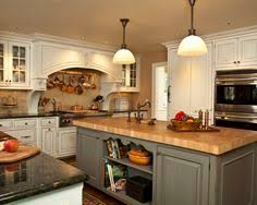 How To Distress Kitchen Cabinets by My 80 U0027s Kitchen Gets A Major Makeover Behr Kitchens And House