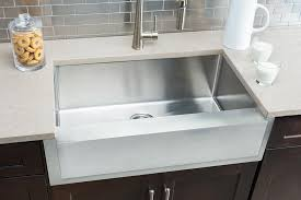 Large Single Bowl Kitchen Sink by Stainless Steel Farmhouse Kitchen Sinks Shophahn Com