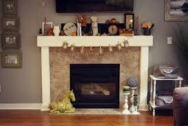 gorgeous picture of living room decoration using cream granite