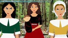 the scarlet letter characters u0026 setting videos u0026 lessons study com