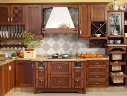 besf of ideas modern cabinetry with redbrown color polished with