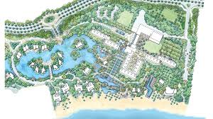 Site Plan Design Four Seasons Reserva Do Paiva Edsa Brazil Recife Master Planning