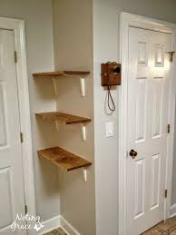 diy kitchen shelves diy kitchen shelves for 20 noting grace