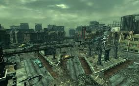 Fallout 3 Map by Seward Square Fallout Wiki Fandom Powered By Wikia
