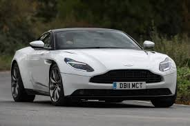 purple aston martin new aston martin db11 v8 review auto express