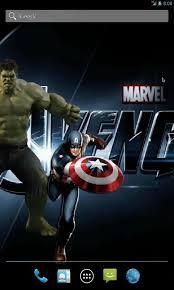 download superhero live wallpaper for android superhero live