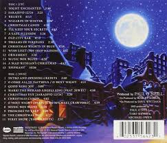 trans siberian orchestra tales of winter selections from tso