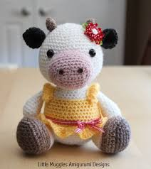 etsy crochet pattern amigurumi crochet pattern lulu the dairy cow pattern on etsy amigurumi