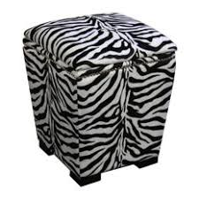 Animal Print Ottomans Most Popular Animal Print Ottomans And Footstools For 2018 Houzz