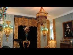 Rococo Interiors Dubai Petit Palais Interiors Youtube