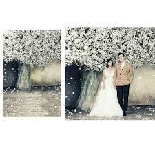 wedding vinyl backdrop aliexpress buy white flower tree vinyl cloth 1 5x2 2m