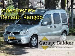 renault kangoo 2006 video review renault kangoo 1 6 16v automaat privilège 2006 84