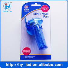 hand held battery fan mini portable pocket fan cool air hand held battery travel blower