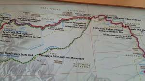 Lewis And Clark Expedition Map Lewis U0026 Clark Trail Map Youtube
