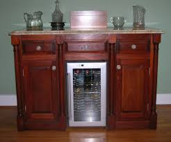 Alexandria Expandable Home Bar Liquor Cabinet Barrows Wine And Bar Cabinet In Pristine Spirits Armoire