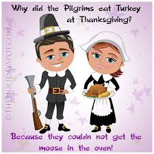 thanksgiving pilgrims jokes