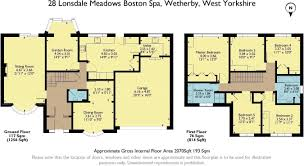 Design House Uk Wetherby by 5 Bedroom Detached House For Sale In Lonsdale Meadows Boston Spa