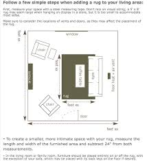 How To Measure For A Rug Tips For Buying Area Rugs