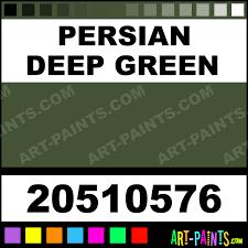 persian deep green artists gouache paints 20510576 persian