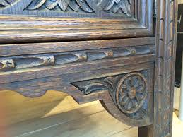 decorating reclaimed wood sideboard by krug furniture for home
