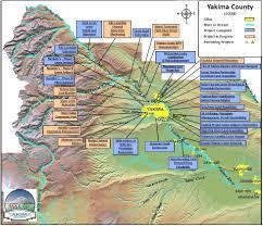 Yakima Washington Map by Projects U0026 Studies Yakima County Wa