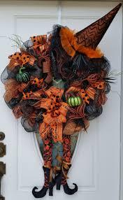 30 best halloween weaths images on pinterest halloween mesh