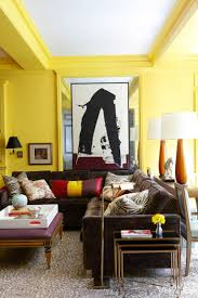 Interior Design Yellow Walls Living Room Color Bucket List New Color Decorating Ideas