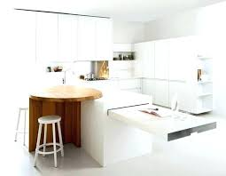 kitchen island extensions kitchen islands with tables a simple but clever combo kitchen