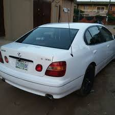 lexus gs300 blue pimped out 00 2001 lexus gs300 price 850k autos nigeria