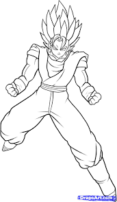 draw dragon ball gt characters kids coloring europe travel
