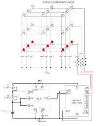 pin and circuit diagram wiring diagram components