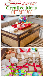 Christmas Ornament Storage Trunk by Shhhhhh See What U0027s In Our Pretty Storage Trunk Four