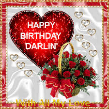 birthday greeting cards to lover