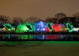 brookfield zoo winter lights fests festival of lights holiday magic lead the holiday happenings