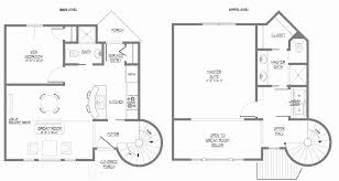 floor plans with two master bedrooms beautiful two story house plans master on house plan