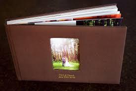 rustic wedding photo album album from evergreen hideaway barn wedding venue h n