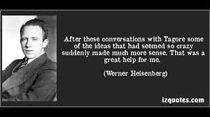 Heisenberg Meme - werner heisenberg on quantum theory and language interview youtube