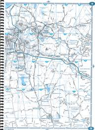Vt Campus Map Vermont Road Atlas U2013 6th Edition Jimapco
