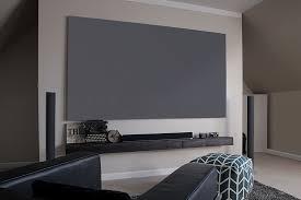 ambient light rejecting screen aeon cinegrey 3d series ambient light rejecting screens elite