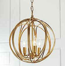 wrought iron ceiling lights amazon com docheer wrought iron chandelier ceiling light gold