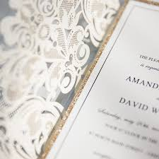 Wedding Invitation Paper Affordable Wedding Invitations With Response Cards At Elegant