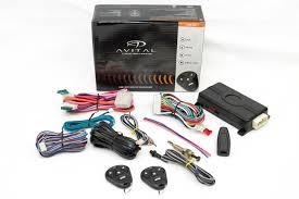 how to replace lexus key fob battery avital avistart 4103 remote auto car start starter u0026 keyless entry